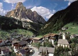 Val Badia Corvara Colfosco La Villa San Cassiano