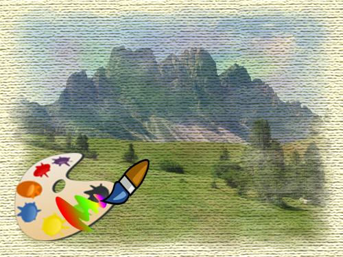 Disegni di montagna for Piccoli disegni di baite di montagna